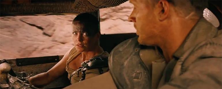 Mad Max: Fury Road Beyazperdeyi Kavuracak! haberi