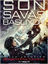 Resident Evil 5 intikam – Resident Evil Retribution 2012 Türkçe Altyazılı izle