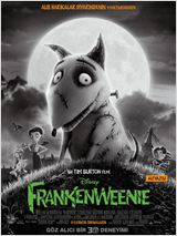 Frankenweenie film afişi