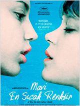 Mavi En Sıcak Renktir film izle