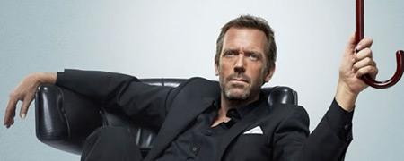 Hugh Laurie RoboCop'un Kadrosuna Katılabilir