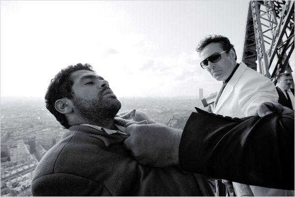 Angel-A : Fotograf Gilbert Melki, Jamel Debbouze, Luc Besson