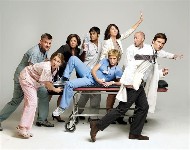 Сестра Джеки / Nurse Jackie (2011) Rus & Eng HDTVRip Сезон 3.