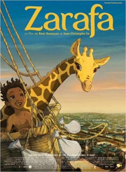 Zarafa : poster