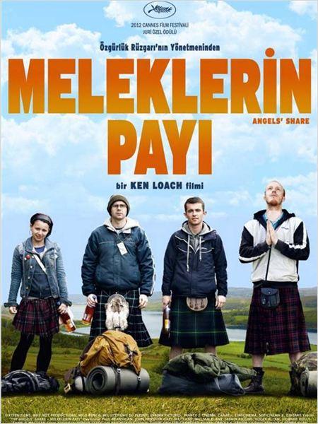 Meleklerin Payı : poster