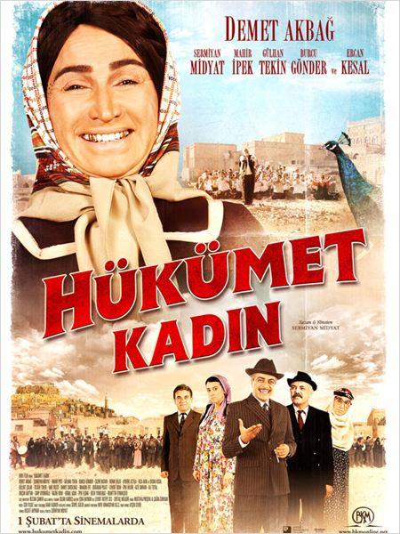 Hükümet Kadın : poster