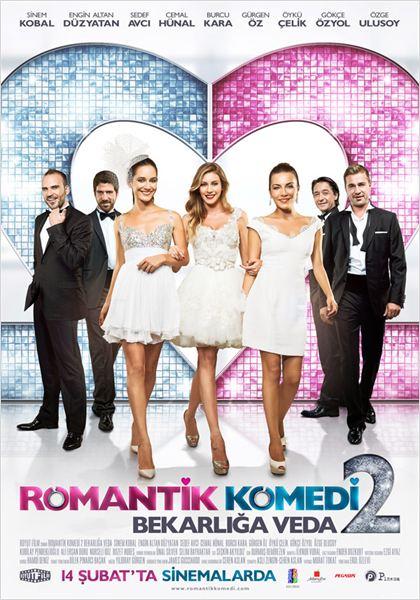 Romantik Komedi 2: Bekarlığa Veda : poster
