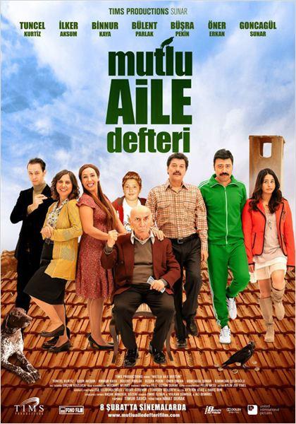 Mutlu Aile Defteri : poster
