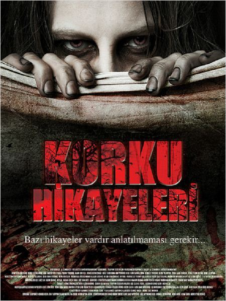 Korku hikayeleri film afişi film özeti genç bir kadın bir