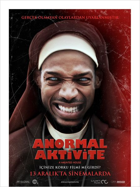 Anormal Aktivite İzle – Türkçe Dublaj 1080p