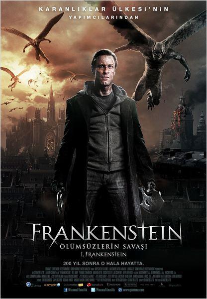 Frankenstein: Ölümsüzlerin Savasi : Afis