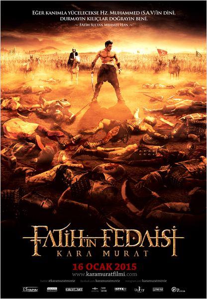 Fatih`in Fedaisi Kara Murat 2015 Yerli Film 720p 1080p Download Yükle İndir