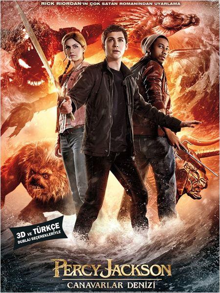 Percy Jackson: Canavarlar Denizi : Afis