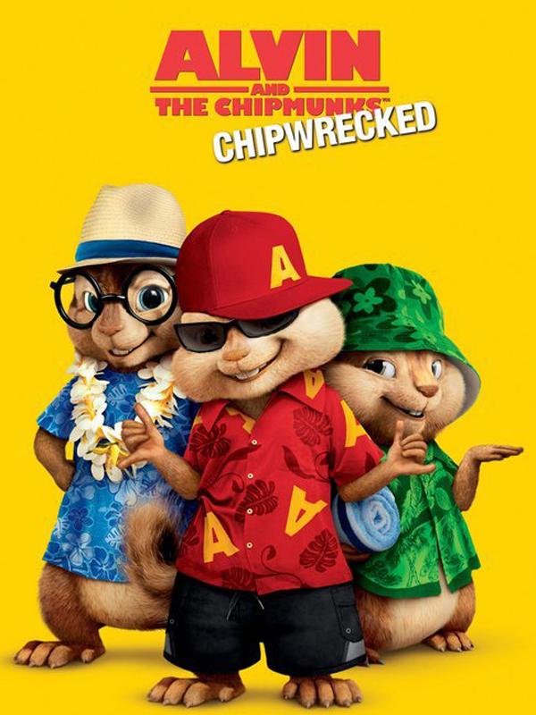 Alvin ve sincaplar eğlence adası filmi indir