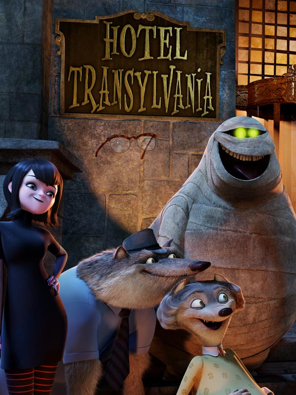 Hotel Transylvania (2012 Streaming Online Trailers)